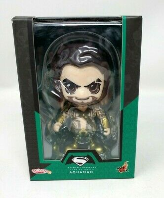 $ CDN50.26 • Buy DC Hot Toys Batman V Superman Dawn Of Justice Aquaman Jason Momoa 3.5  2016 NIB