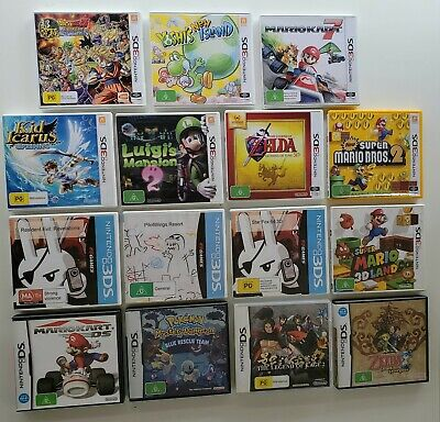 AU24.95 • Buy Nintendo DS And 3DS Games - Various Titles!