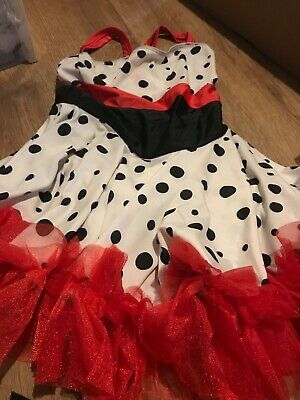 Show / Dance Costume / Fancy Dress 101 Dalmations • 5£