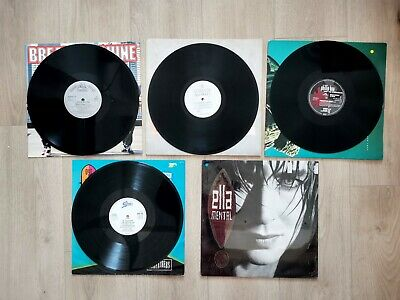 5 X Vinyls Bundle / Rock / Hip Hop / Indie • 4.99£