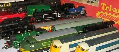ELECTRIC MODEL TRAIN SETS & OTHER 1960/90  Click Select To View INDIVIDUAL Items • 30£