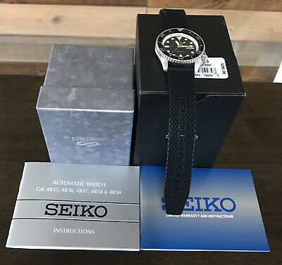 $ CDN229.65 • Buy Seiko Automatic Blue Dial Diver SRPD93 Day/Date Full Kit - Excellent Condition!