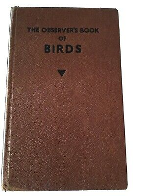The Observer's Book Of Birds 1955 • 4.50£