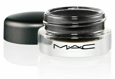 MAC Paint Pot~BLACKROUND~Black Grey Pearl -Eyeshadow & Primer~Retired-WORLDWIDE! • 29.29£