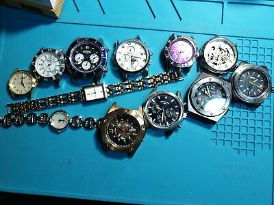 Rotary Watches Joblot X12 Spares Or Repair  • 55£