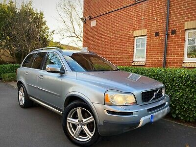 2007 07 REG Volvo XC90 2.4 D5 SE Sport Geartronic AWD 5dr  7 SEATER  HPI CLEAR   • 3,590£