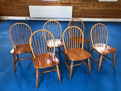 AU100 • Buy Bentwood Dining Chairs Set Of 6