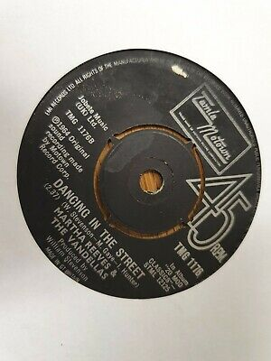 """Martha And The Vandellas – Dancing In The Street 7"""" • 0.99£"""