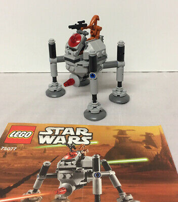 Lego Star Wars Microfighters Series 2 Homing Spider Droid (75077) • 6.39£