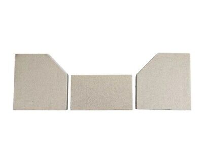 £44.99 • Buy Stove Bricks To Suit Pioneer 400 Clearview, Select Required Spares, P40CR030