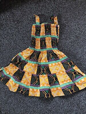 African Dress Age 2-3  • 3.25£