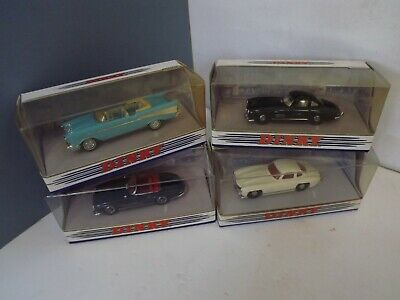 Job Lot Of 4 X Matchbox Dinky Collection Vehicles (1) • 20£
