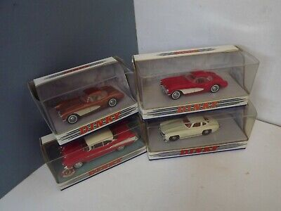 Job Lot Of 4 X Matchbox Dinky Collection Vehicles (2) • 20£