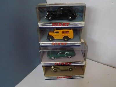 Job Lot Of 4 X Matchbox Dinky Collection Vehicles (3) • 15£