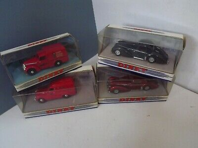 Job Lot Of 4 X Matchbox Dinky Collection Vehicles (4) • 15£
