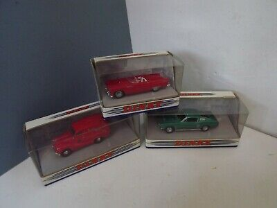 Job Lot Of 3 X Matchbox Dinky Collection Vehicles (5) • 15£