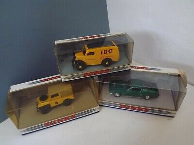 Job Lot Of 3 X Matchbox Dinky Collection Vehicles (6) • 15£