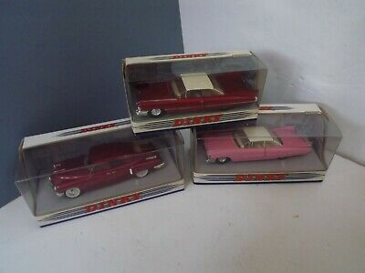 Job Lot Of 3 X Matchbox Dinky Collection Vehicles (9) • 15£