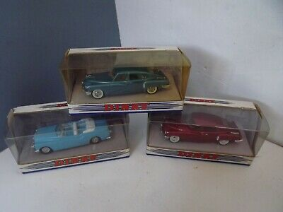 Job Lot Of 3 X Matchbox Dinky Collection Vehicles (10) • 15£