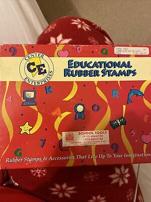 Alphabet Stamp Sets - Upper And Lower Case Including ? And ! • 1.99£