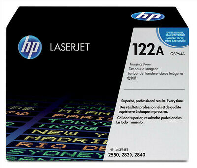 $ CDN86.27 • Buy Genuine HP Q3964A (122A) Colour Imaging Drum | FREE 🚚 DELIVERY