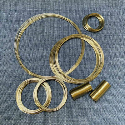 £2 • Buy Memory Wire Coils Various Sizes From Necklace To Ring - Jewellery Making