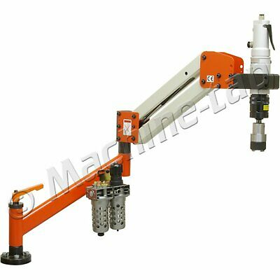 £2055.41 • Buy ARM-1000-22 Tapping Machine Pantographic Arm 1000mm Reach Tapping Range M5 To M2