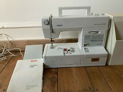 Pfaff Sewing Machine Varimatic 6085, German Made, Domestic, As Bernina, Singer, • 50£