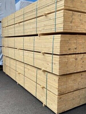 Unbanded Scaffold Boards At 36 × 225 × 3.9 M (13FT) New  • 12£