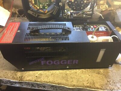 Jem Martin Professional Fogger Mk3 Smoke Machine Haze Club Dj Disco Club • 200£