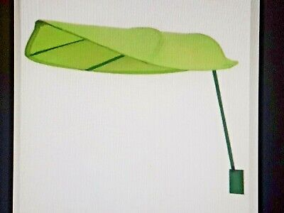 IKEA Lova New Green Leaf Childrens Kids Bed Canopy Tent Decor Factory Sealed  • 17.37£