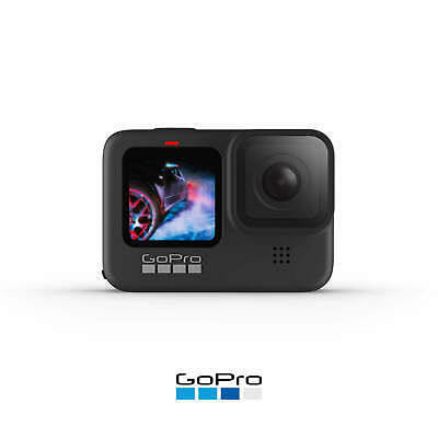 AU550 • Buy GoPro HERO9 Black 5K HyperSmooth 3.0 Action Cam 23.6MP AU Stock