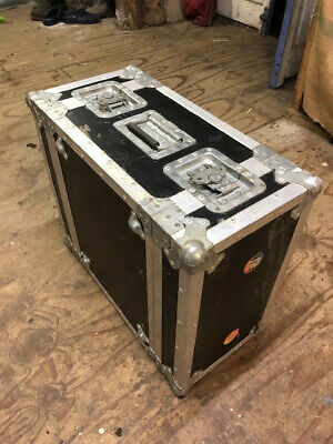 Denon Amp And Tape Deck Mounted In Flightcase • 130£