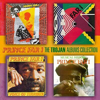 Prince Far I - THE TROJAN ALBUMS COLLECTION [CD] • 13.46£