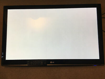 LG 50PS3000 50 Inch Plasma TV Full Working Order With Remote No Stand • 50£