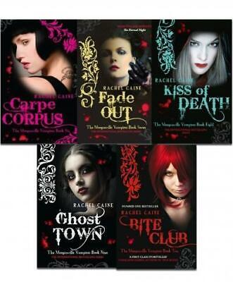 £12.66 • Buy Morganville Vampires Series 2 By Rachel Caine 5 Books Collection Set PB NEW