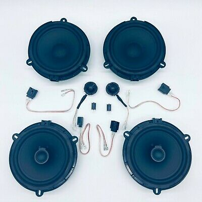 £270 • Buy For Ford Ranger Complete Front And Rear Speaker Upgrade *PLUG AND PLAY*