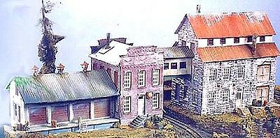 $ CDN33.78 • Buy HO 1/87 TRAINS Building DELANEY IRON WORKS Ironworks Factory 5006