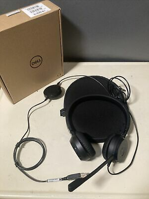 Dell Pro Stereo USB Headset UC350 Sound By Jabra - Skype For Business • 29.08£