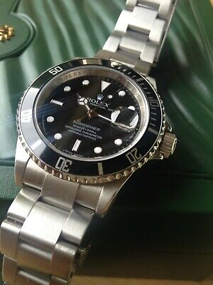Rolex Submariner Final Production Of The 16610 Model. Full Set. • 8,500£