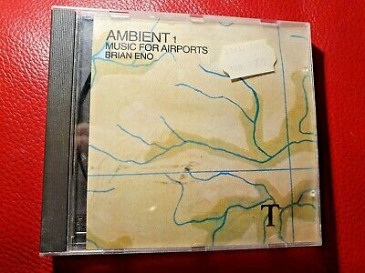 Brian Eno - Ambient 1 Music For Airpots CD • 1.50£