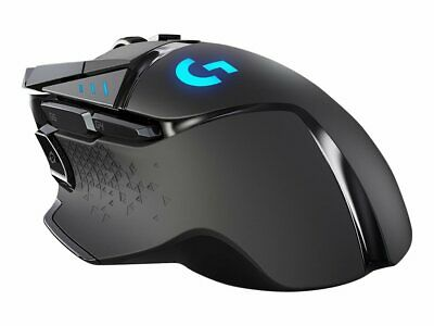 AU247.30 • Buy Logitech Gaming Mouse G502 LIGHTSPEED Mouse Optical 11 Buttons 910-005567