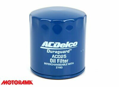 AU8.10 • Buy Genuine AC Delco Oil Filter AC025 Interchangeable With Z160 NEW #19266375