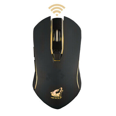 AU17.79 • Buy Rechargeable X9 Wireless Silent USB LED Backlit Optical Ergonomic Gaming Mouse