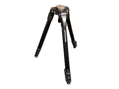 Manfrotto Tripod With Vinten Bag And Half Bowl • 250£