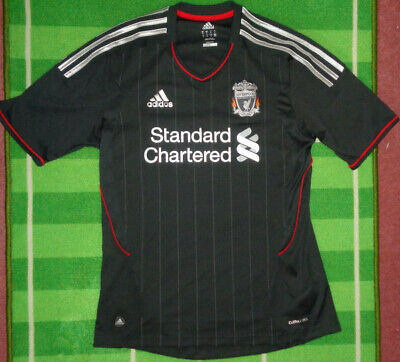 Liverpool Adidas Away Shirt 2011/2012 Adult Medium • 12.96£