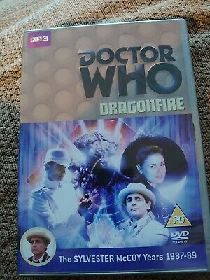 Doctor Who-Dragonfire Dvd • 2£