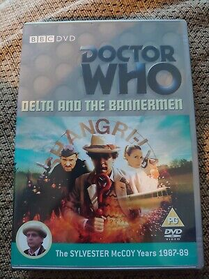 Doctor Who-Delta And The Bannermen Dvd • 2£
