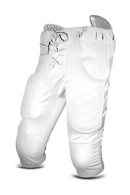 $10.44 • Buy All-Star Slotted Football Pants FBP1A White