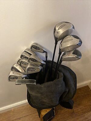 AU117.38 • Buy Full Set Of Mens Golf Clubs